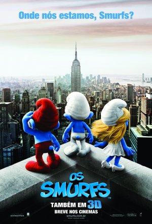 The Smurfs 2412x3543