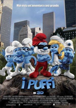 The Smurfs 1000x1429