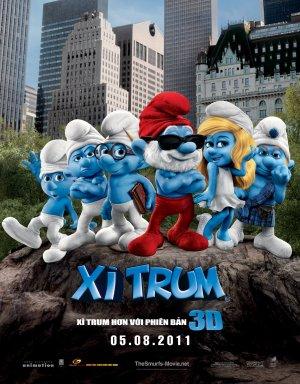 The Smurfs 1181x1510