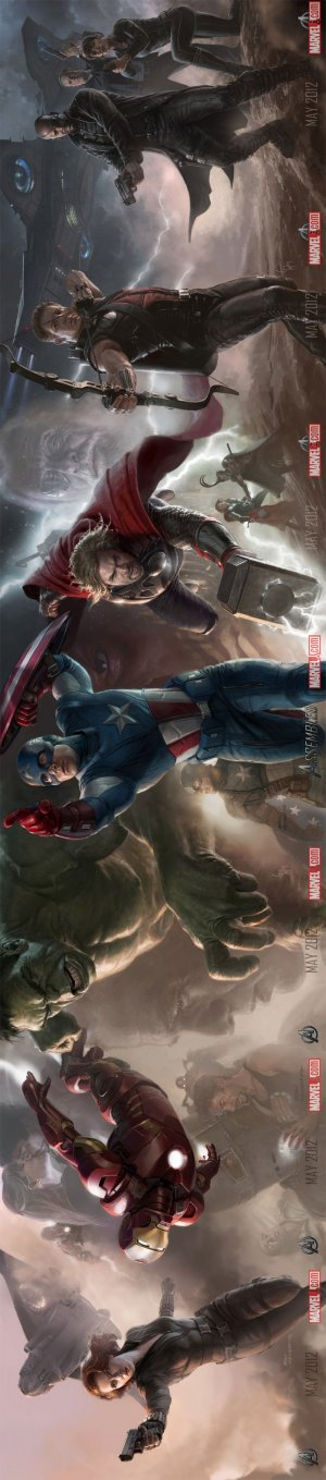 The Avengers 927x4200