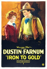 Iron to Gold poster