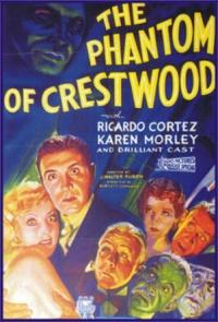 The Phantom of Crestwood poster