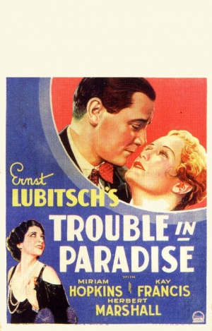Trouble in Paradise 531x831