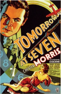 Tomorrow at Seven poster