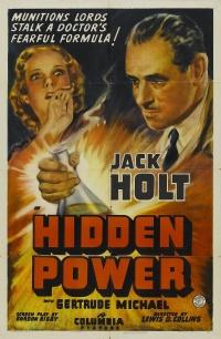 Hidden Power poster