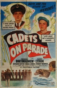 Cadets on Parade poster