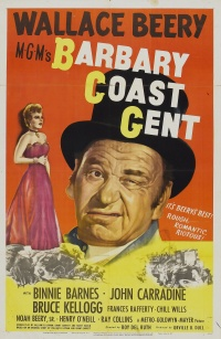 Barbary Coast Gent poster