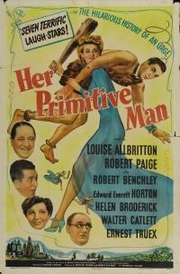 Her Primitive Man poster