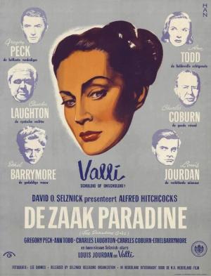 The Paradine Case 705x924
