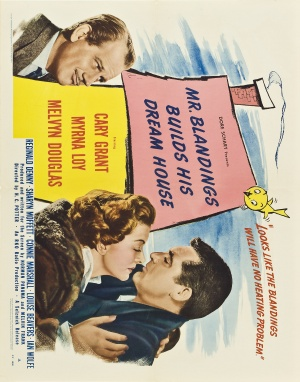 Dream House Imdb on Us Theatrical Poster For Mr  Blandings Builds His Dream House