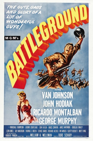 Battleground Poster