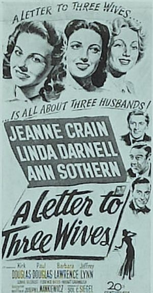 A Letter to Three Wives 300x575