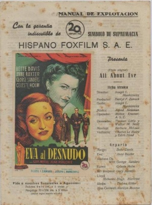 All About Eve 488x657