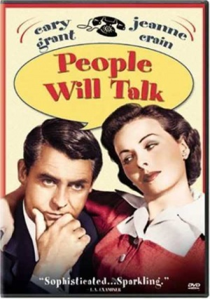 People Will Talk Cover