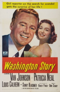 Washington Story poster