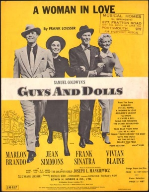 Guys and Dolls 427x550