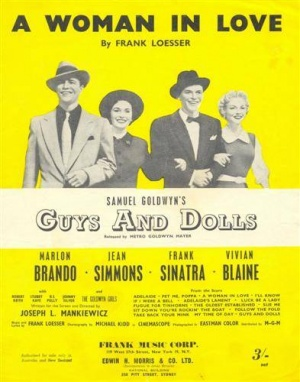 Guys and Dolls 393x500