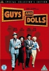 Guys and Dolls Cover