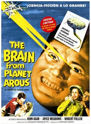 The Brain from Planet Arous 827x1131