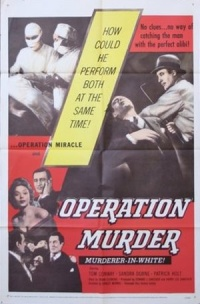 Operation Murder poster