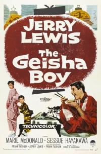 The Geisha Boy poster