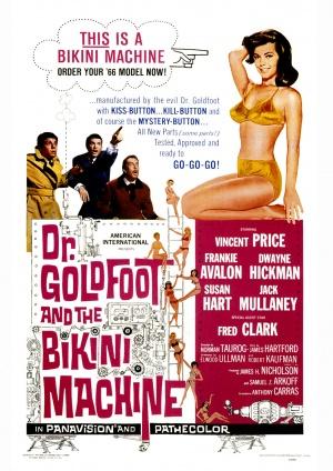 Dr. Goldfoot and the Bikini Machine 1132x1600
