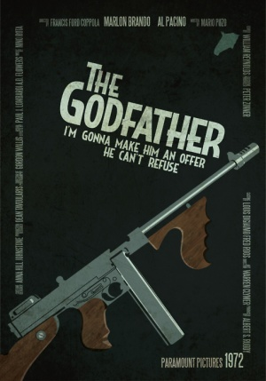 The Godfather 490x700