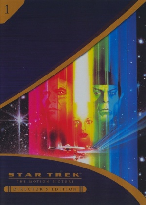 Star Trek: The Motion Picture 712x1000