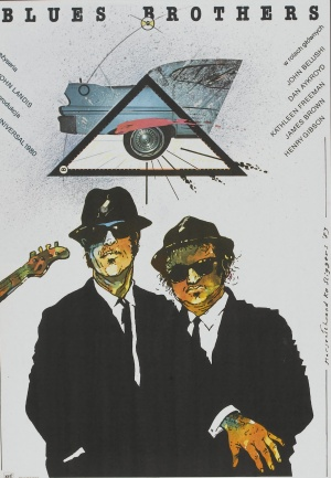 The Blues Brothers 1522x2197