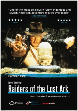 Raiders of the Lost Ark 564x800