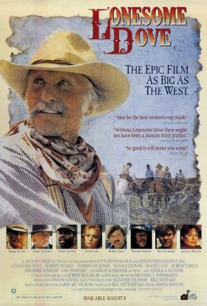 Lonesome Dove 580x859