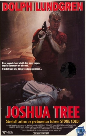 Joshua Tree Vhs cover