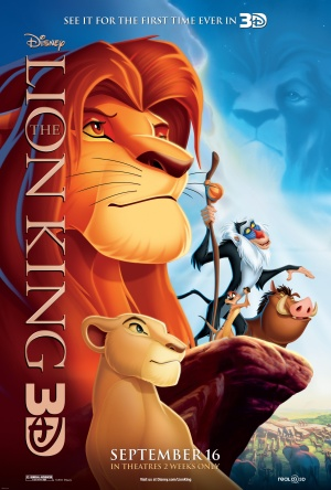 The Lion King 2228x3300