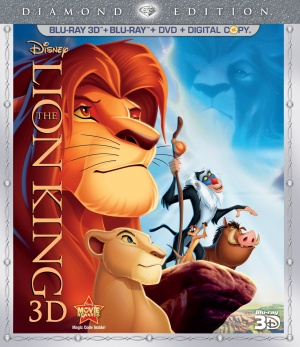 The Lion King 1523x1760