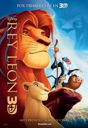 The Lion King 353x512