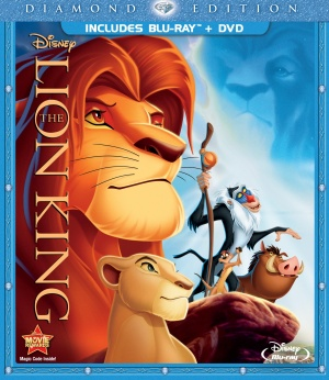 The Lion King 1524x1759