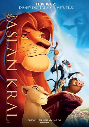 The Lion King 2001x2850