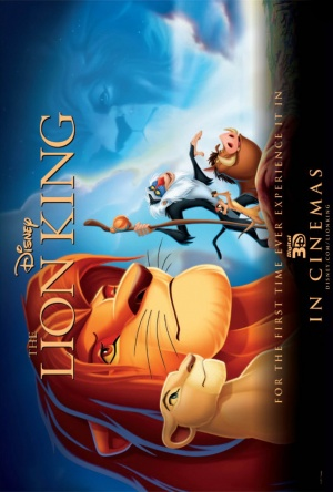 The Lion King 789x1169