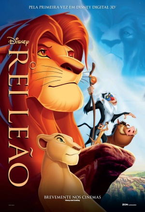 The Lion King 1099x1600