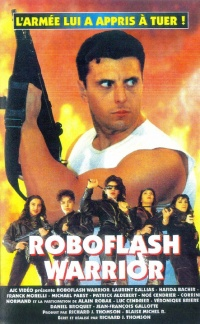 Roboflash Warrior poster