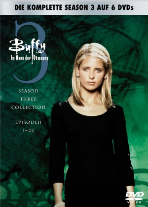 Buffy the Vampire Slayer 1597x2236