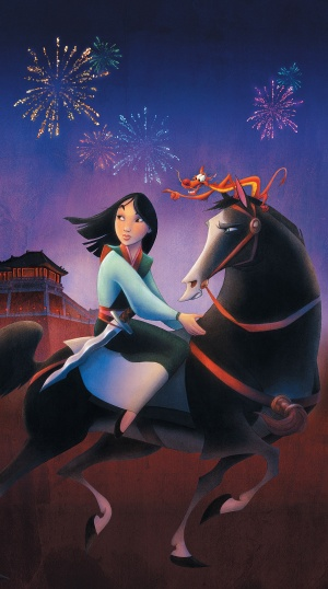 Mulan Key art