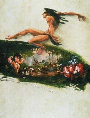 Tarzan 3850x5000
