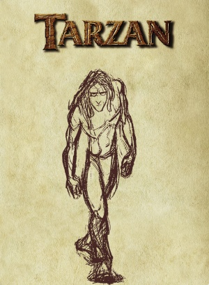 Tarzan 3670x5000