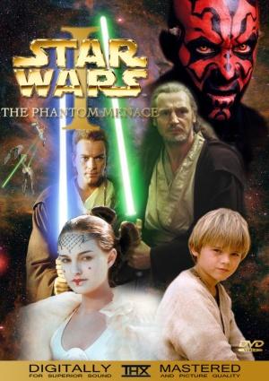 Star Wars: Episodio I - La amenaza fantasma 732x1037