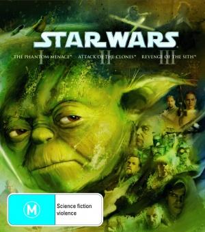 Star Wars: Episodio I - La amenaza fantasma 1613x1817