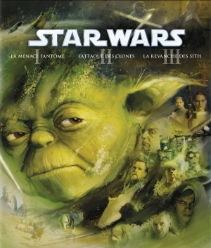 Star Wars: Episodio I - La amenaza fantasma 1349x1587