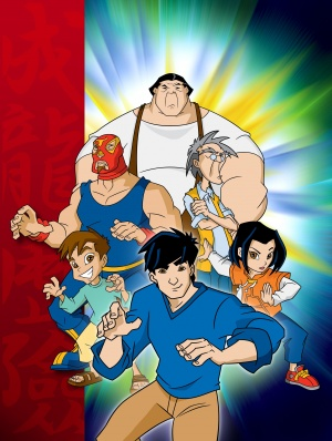 Jackie Chan Adventures 2711x3600