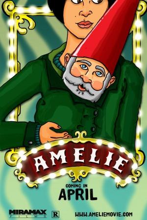 Die fabelhafte Welt der Amelie 3333x5000
