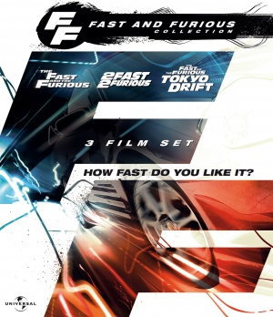 The Fast and the Furious 1517x1762